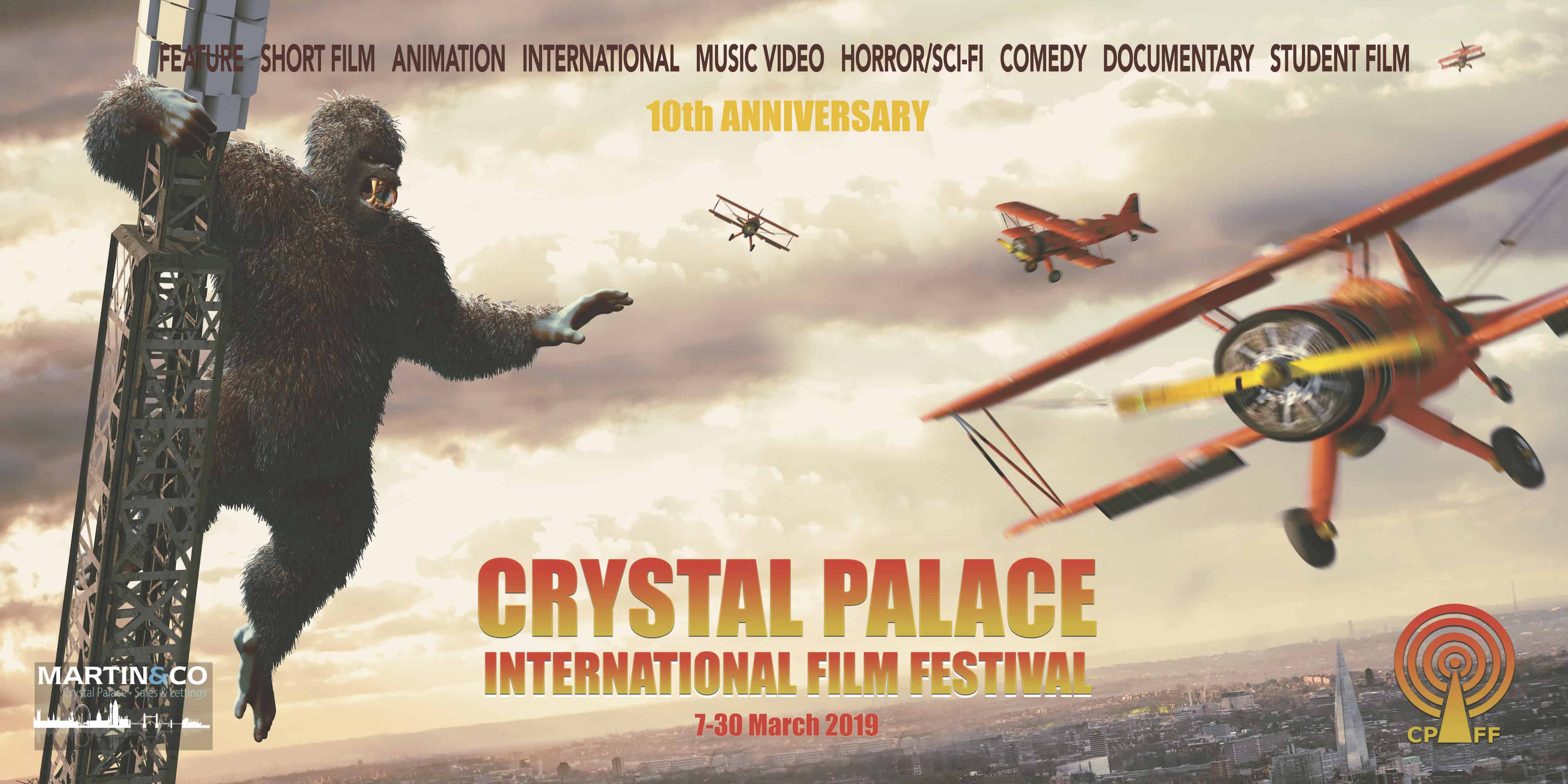 London & UK's coolest Film Festival: Crystal Palace International